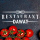 Dawat - Restaurant and Cafe Template - ThemeForest Item for Sale