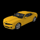 chevrolet camaro SS low poly - 3DOcean Item for Sale