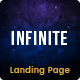 Infinite - Digital Marketing Landing Page