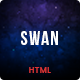 Swan Lake - Lead Generation Marketing Landing Page Nulled