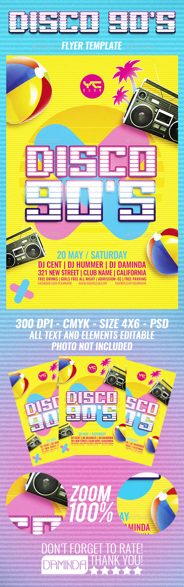 90's Is Back 3 - Clubs & Parties Events