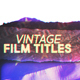 70's Film Trailer - VideoHive Item for Sale