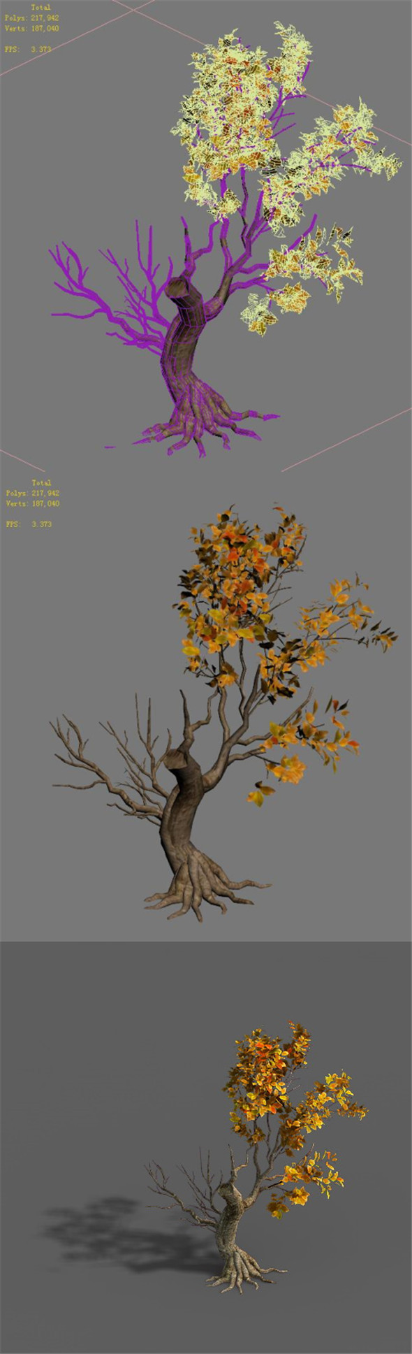 Forest - Trees 15 - 3DOcean Item for Sale