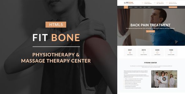 Fit Bone – Physiotherapy and Massage Therapy Center