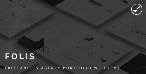 Folis – Freelance And Agency Portfolio WP Theme