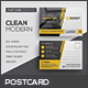 Postcard Template - GraphicRiver Item for Sale