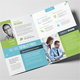 Modern Company Bifold Brochure - GraphicRiver Item for Sale