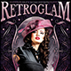 Retro Glam Flyer Template V3 - GraphicRiver Item for Sale