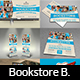 Bookstore Advertising Bundle - GraphicRiver Item for Sale