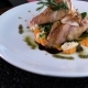 Exquisite Dish in the Restaurant - VideoHive Item for Sale