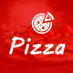 Pizza - Online Order Fast Food  PSD Template Nulled