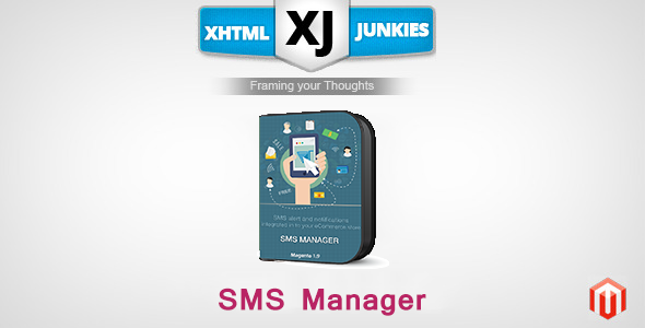 SMS Manager - CodeCanyon Item for Sale
