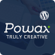 Powax - One Page Parallax WordPress Theme