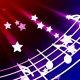 Musical Stars Show 1 - VideoHive Item for Sale