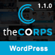 The Corps - Multi-Purpose WordPress Theme