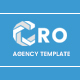 Cro - Responsive multi purpose agency template. - ThemeForest Item for Sale