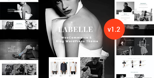 Labelle - Responsive WooCommerce & Blog WordPress Theme