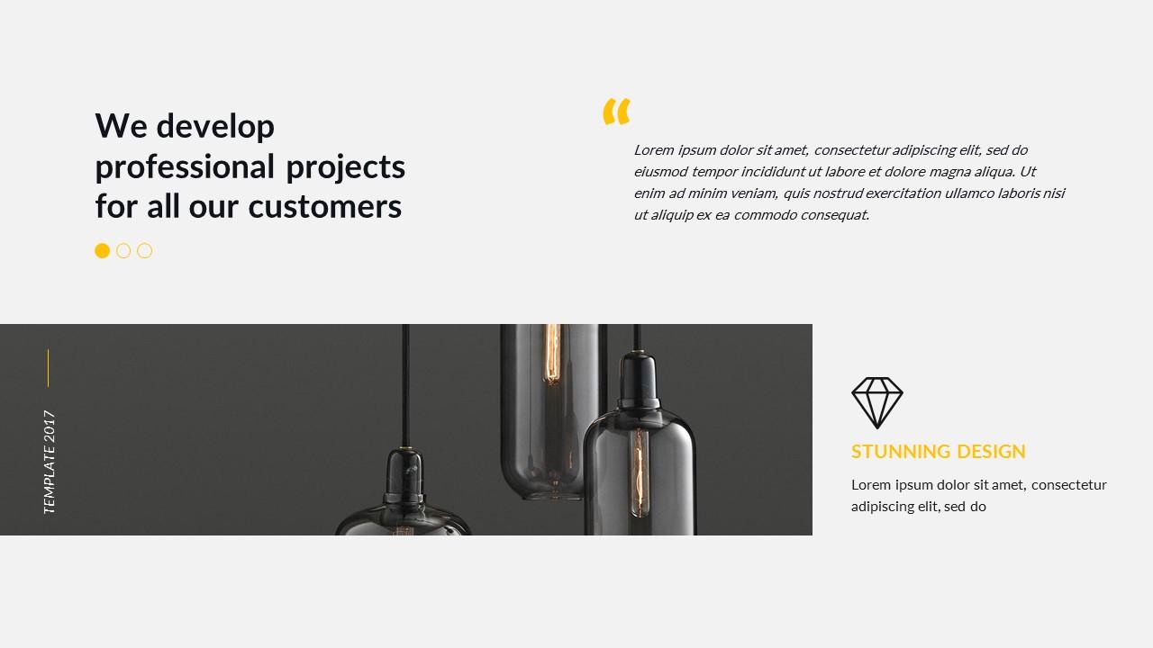 Xzero - Creative Google Slide Template by bluestack | GraphicRiver