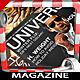 4 Executive Magazine Templates