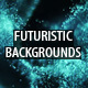 Futuristic Backgrounds - VideoHive Item for Sale