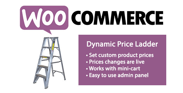 WooCommerce Dynamic Price Ladder - CodeCanyon Item for Sale
