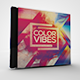 Color Vibes CD/DVD Template - GraphicRiver Item for Sale