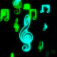 Neon Musical Show 1 - VideoHive Item for Sale