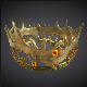 "Crown ""GAME OF THRONES"" - 3DOcean Item for Sale"