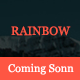 Rainbow - Coming Soon Template - ThemeForest Item for Sale