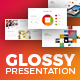 Glossy PowerPoint Template - GraphicRiver Item for Sale