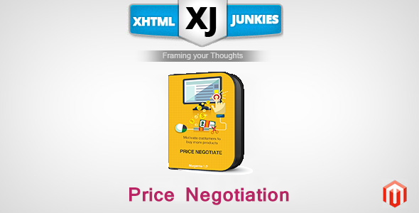 Price Negotiation - CodeCanyon Item for Sale