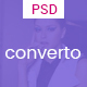 Converto - Conversion Optimized eCommerce PSD Template
