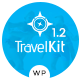 Travelkit - The Full-fledged Tour & Travel WordPress Theme Nulled