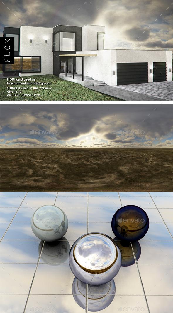 Daylight Desrt 67 - 3DOcean Item for Sale
