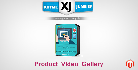 Product Video Gallery - CodeCanyon Item for Sale