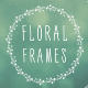 6 Floral Frames - VideoHive Item for Sale