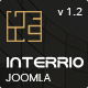 Interrio - Architecture & Interior design Joomla Template Nulled