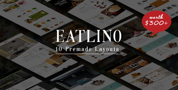 Eatlino – Advanced Multipurpose OpenCart Theme