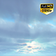 Movement Of Clouds And Sun In The Sky - VideoHive Item for Sale