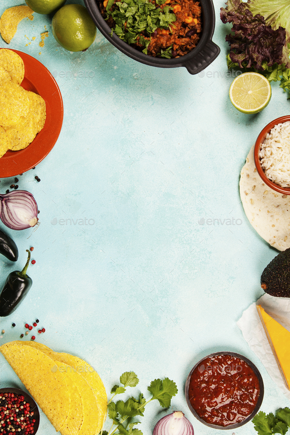Mexican food - Stock Photo - Images