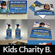 Kids Charity Advertising Bundle Vol.2 - GraphicRiver Item for Sale