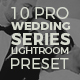 The Visual Artist Wedding Preset Series - GraphicRiver Item for Sale