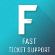 FAST - WordPress Support Ticket Plugin