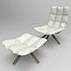 Loft art chair - 3DOcean Item for Sale