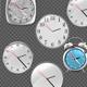 Animated Clocks Bundle - VideoHive Item for Sale