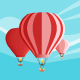 AirBalloon - Animated Responsive Coming Soon and Error 404 HTML5 Template