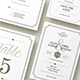 Wedding Invitation Suite - Elena - GraphicRiver Item for Sale