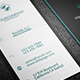 Modern Varetical Business Card 001 - GraphicRiver Item for Sale