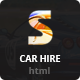 Supershine - Car Rental HTML Template Nulled