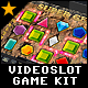 Videoslot Graphics Game Kit - Super Gems - GraphicRiver Item for Sale